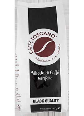 Caffe Toscano- Black Quality 1kg