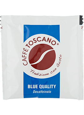 Кафе на Дози, Caffé Toscano, Blue Quality, 7g. x 50бр. в кашон