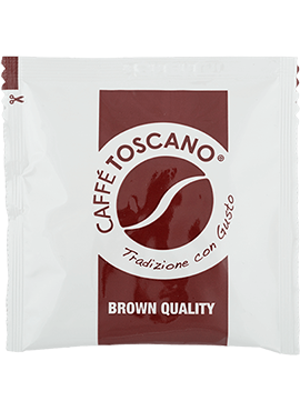 Caffe Toscano Brown Quality- кашон 7гр. x 150бр