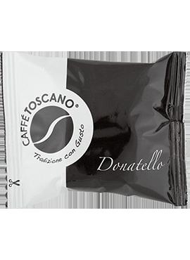 Caffe Toscano Segni d'Arte Donatello- кашон 100бр