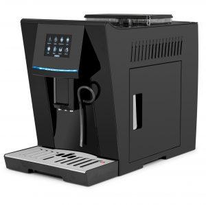 Еспресо Машина за Кафе на Зърна, Напълно Автоматична, Модел CS-008