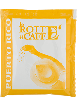 Le Rotte del Caffe Puerto Rico- кутия 7гр. x 18бр