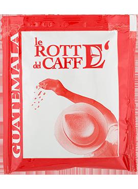 Кафе на Дози, Le Rotte del Caffé, Guatemala, 7g. x 18бр. в кутия
