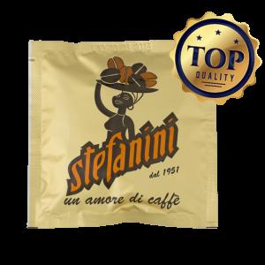КАФЕ НА ДОЗИ, CAFFÉ STEFANINI DAL 1951, TOP QUALITY – 100% АРАБИКА, 7G X 150