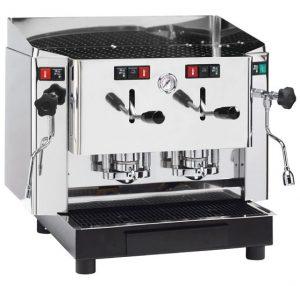 Кафемашина за Кафе на Дози във Филтърна Хартия – Spinel Due Lux