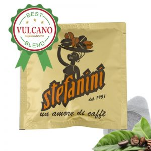 Кафе на Дози, Caffé Stefanini dal 1951, Vulcano – 100% Арабика, 7g x 50 бр. в кутия