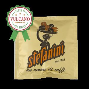 КАФЕ НА ДОЗИ, CAFFÉ STEFANINI DAL 1951, VULCANO – 100% АРАБИКА, 7G X 150