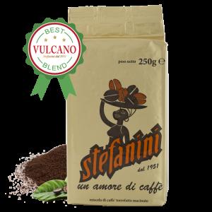 Кафе Мляно, Caffé Stefanini dal 1951, Vulcano – 100% Арабика, 250g