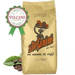Кафе на Зърна, Caffé Stefanini dal 1951, Vulcano – 100% Арабика, 1kg
