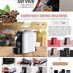Кафемашина с капсули, Stefanini, CS825 FAP - 0