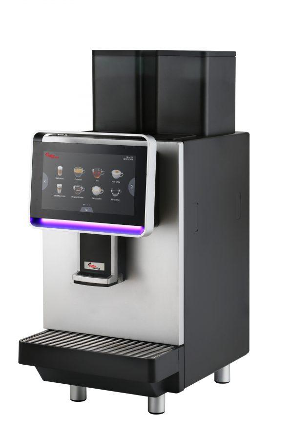 Комплект кафемашина с хладилник Dr. coffee CS2, Под наем - 4