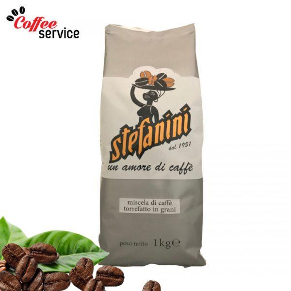 Кафе на зърна, Stefanini, Silver, 1kg
