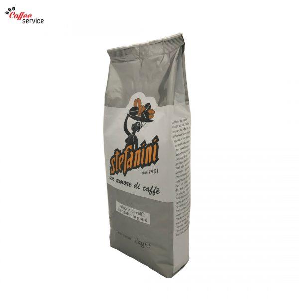 Кафе на зърна, Stefanini, Silver, 1kg - 0