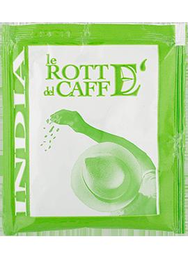 Кафе на дози, Le Rotte del Caffé, India, 7g. x 18бр. в кутия