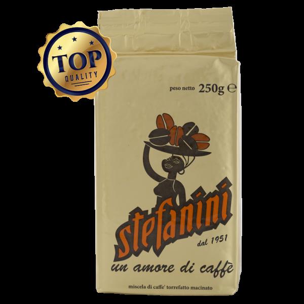 Кафе мляно, Stefanini, Top Quality, 250g - 0