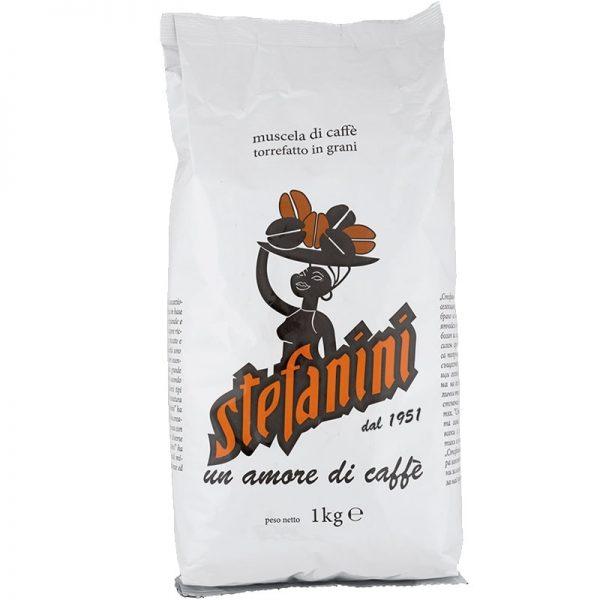 Кафе на зърна, Stefanini, Silver Strong, 1kg - 0