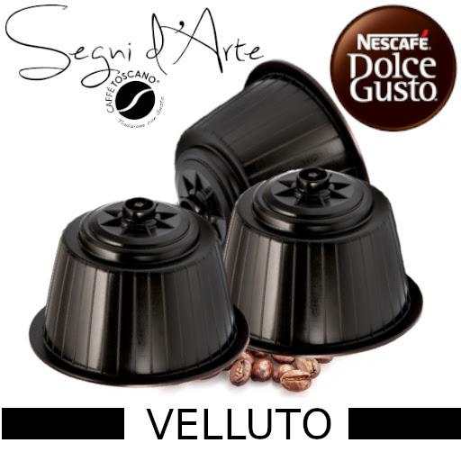 Капсули за Dolce Gusto*, Toscano Segni d'Arte Velluto x 10