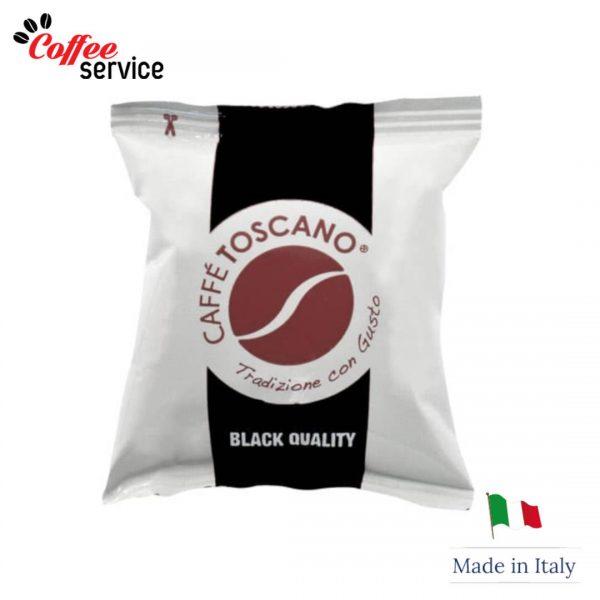 Кафе капсули, Toscano Black Quality x 100