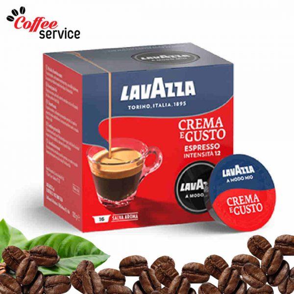 Кафе капсули, Lavazza A Modo Mio Crema e Gusto, x 16