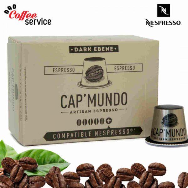Капсули за Nespresso* CAP' DARK EBENE X 10
