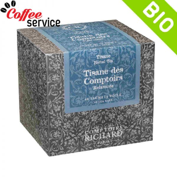 Чай билков бутик Ришар, x 40