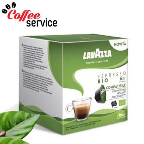 Капсули кафе за Долче Густо, Лаваца Био x 16