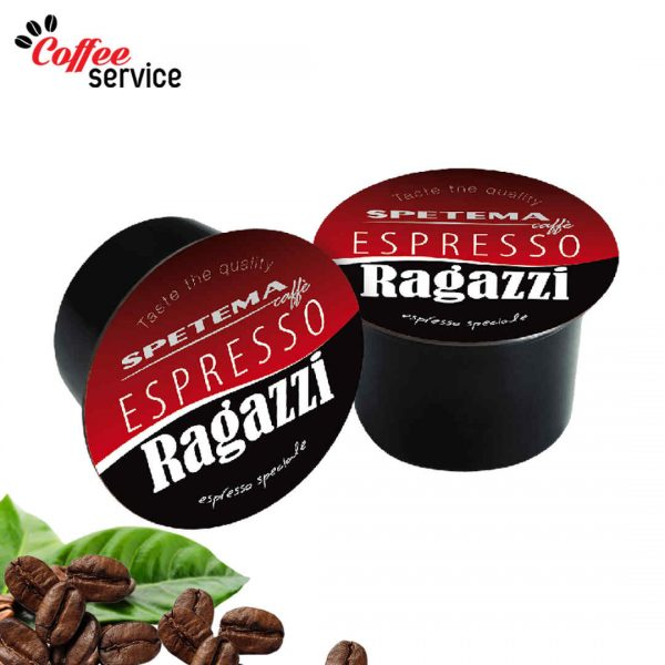 Капсули кафе за Lavazza Blue, Spetema Ragazzi x 100