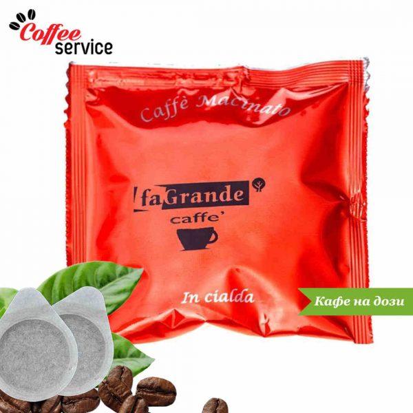 Кафе дози, Esprexo Fagrande Red, x 100