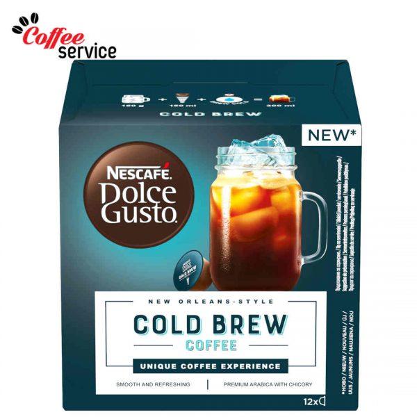 Капсули кафе, NESCAFÉ® Dolce Gusto, Cold Brew, x 12