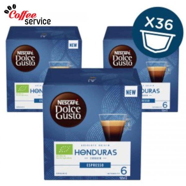 Капсули кафе, NESCAFÉ® Dolce Gusto, Honduras, Био, x 36