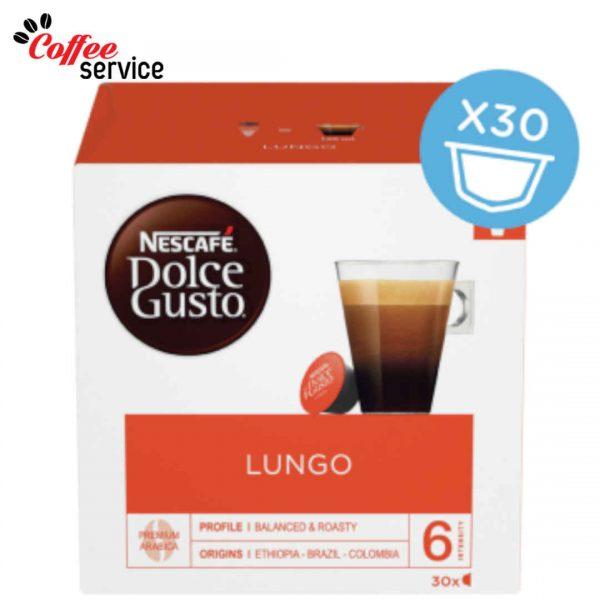 Капсули кафе, NESCAFÉ® Dolce Gusto, Lungo Magnum, x 30