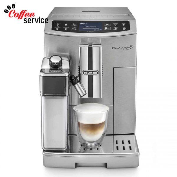 Кафемашина робот, Delonghi PrimaDonna S Evo ECAM 510.55.M