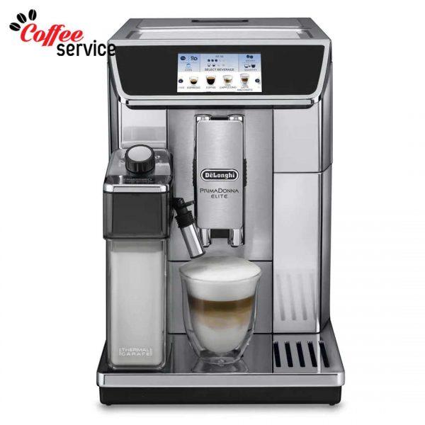 Кафемашина робот, Delonghi PrimaDonna Elite ECAM 650.75.MS