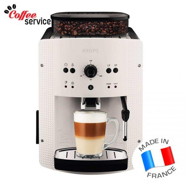 Кафемашина робот, Krups EA810570, Essential Automatic, бяла