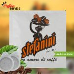 Промоция кафе дози, Stefanini Silver Strong x150