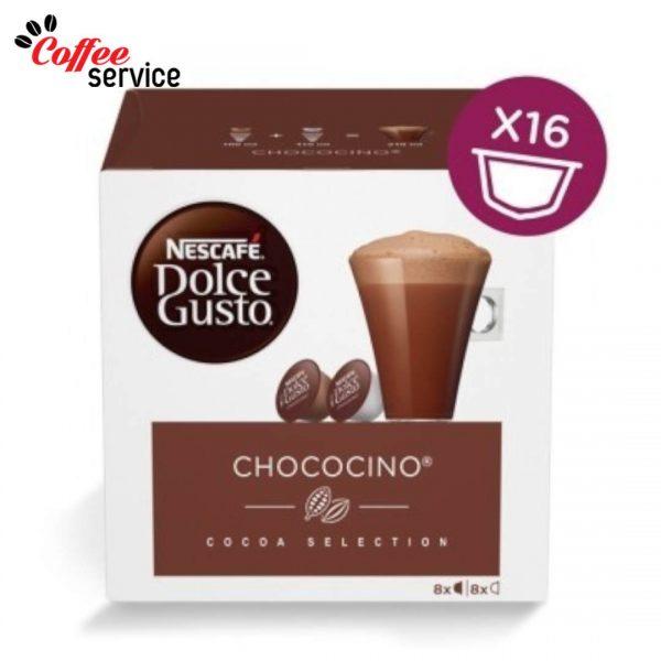 Капсули кафе, NESCAFÉ® Dolce Gusto, Chococino, x 16