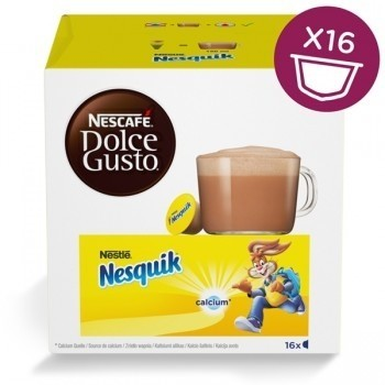 Капсули кафе, NESCAFÉ® Dolce Gusto, NESQUIK®, x 16