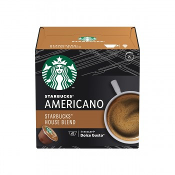 Кафе капсули, STARBUCKS® HOUSE BLEND™ x12