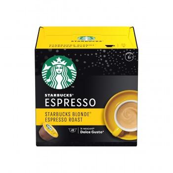 Кафе капсули, STARBUCKS BLONDE® ESPRESSO x12