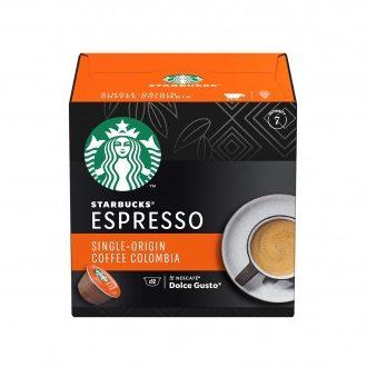Кафе капсули, STARBUCKS, Single Origin Colombia x12