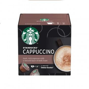 Кафе капсули, STARBUCKS® CAPPUCCINO x12