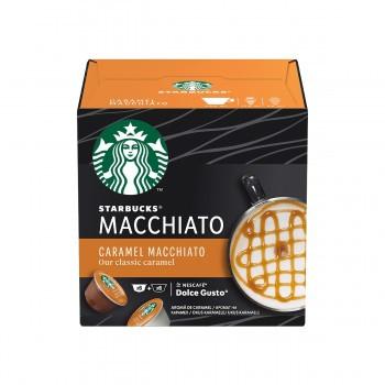 Кафе капсули, STARBUCKS® CARAMEL MACCHIATO x12