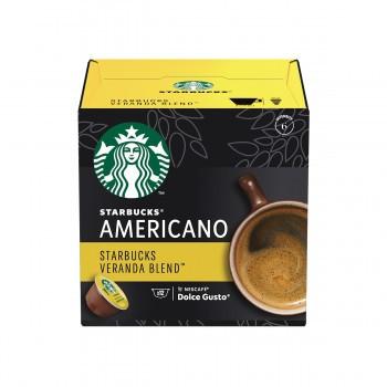 Кафе капсули, STARBUCKS® VERANDA BLEND™ x12