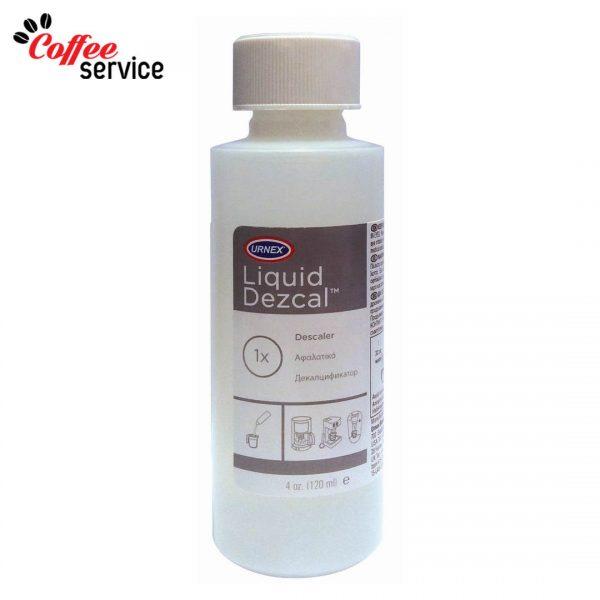 Течен декалцификатор, Urnex Liquid Dezcal Home 120ml