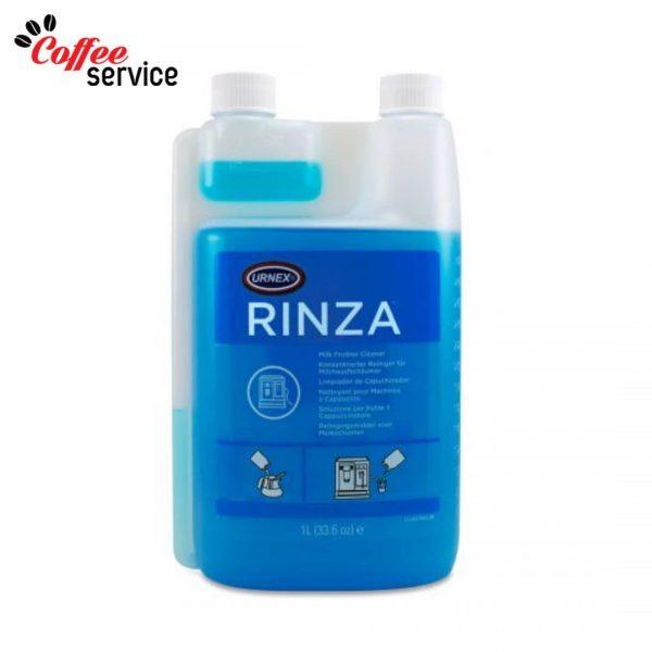 Почистващ препарат за система за мляко, Urnex Rinza - 1л