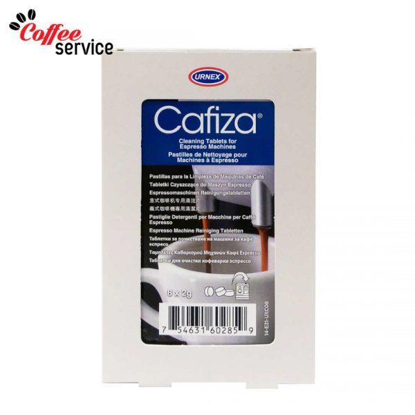 Таблетки за почистване на кафемашина, Cafiza Espresso