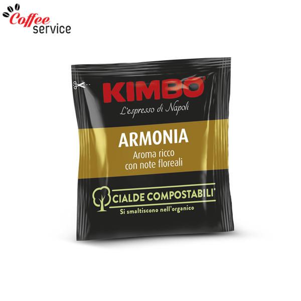 Дози кафе, Kimbo Armonia 100% Арабика - компостируеми ESE, Pod