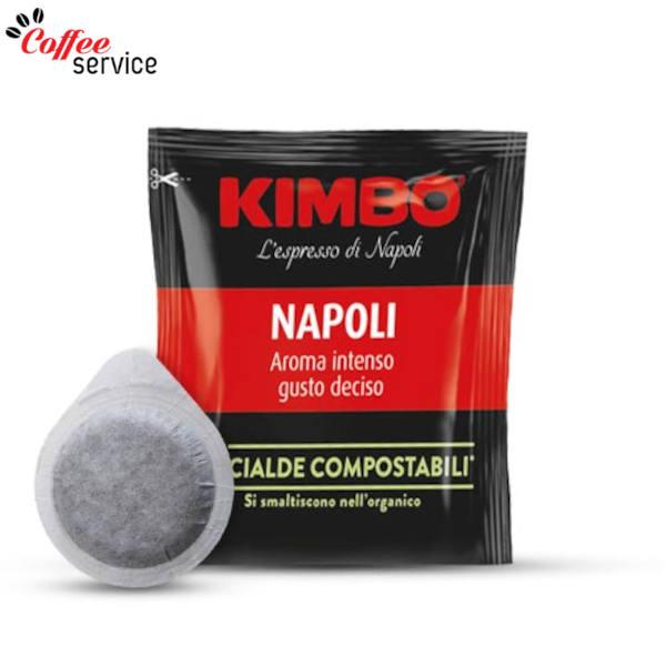 Дози кафе, Kimbo Espresso Napoletano - компостируеми x 100