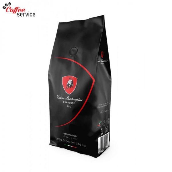 Кафе мляно, Tonino Lamborghini Red 200g