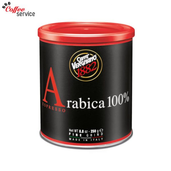 Caffé Vergnano Arabica 100% Espresso 250g